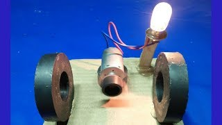 magnet + motor free energy device new project technology 2018