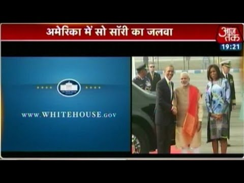 India 360: Aaj Tak's So Sorry videos popular in the White house