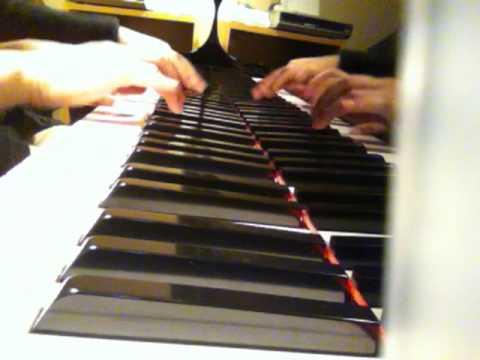 I Got Rhythm Piano Duo {George Gershwin} (アイガットリズム ピアノ連弾)