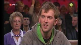 De Wereld Draait Door - Kabouter Wesley  (11-11-2009)