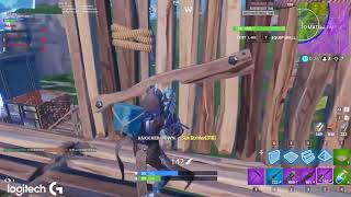 Dakotaz Shows Us The Beauty Of The New Infinity Sword   Fortnite Highlights & Funny Moments