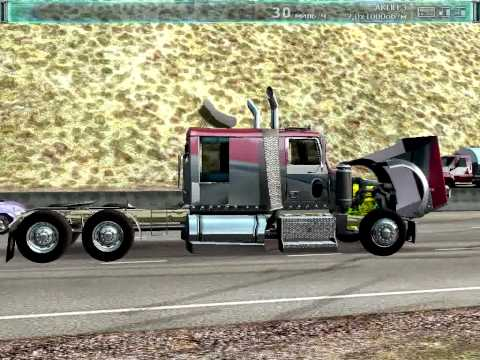 Дальнобойщики 3 Покарение Америки Rig n Roll 3 x1600 pro