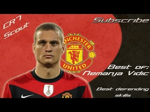 Nemanja Vidic ● Welcome to Inter!● Best defending Skills ● HD