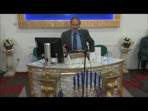 Evanghelizare la Biserica Penticostala Cezarea Madrid 2014 part.1