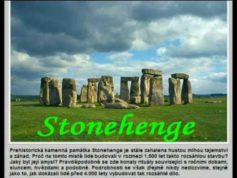 K čemu Sloužil Stonehenge Stonehenge