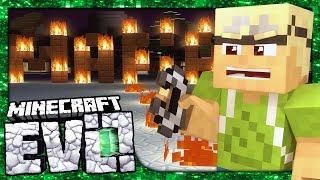 BURN THE MAFIA!! - Minecraft Evolution SMP #11