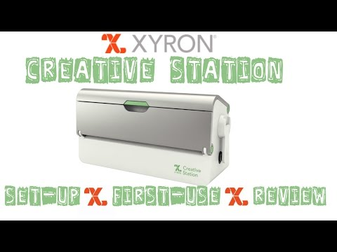 Xyron Creative Station - Should I Buy It?