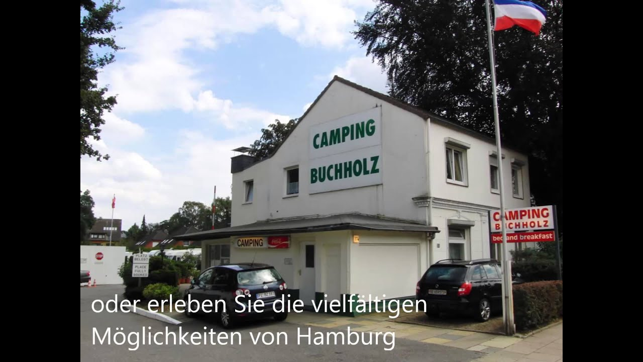 camping in hamburg camping buchholz youtube. Black Bedroom Furniture Sets. Home Design Ideas