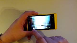 Videoreview Xperia Go