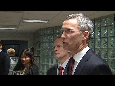 Norway's Jens Stoltenberg to be next NATO leader