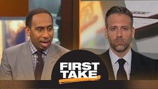 Max Kellerman: Houston Rockets don't need LeBron James | First Take | ESPN