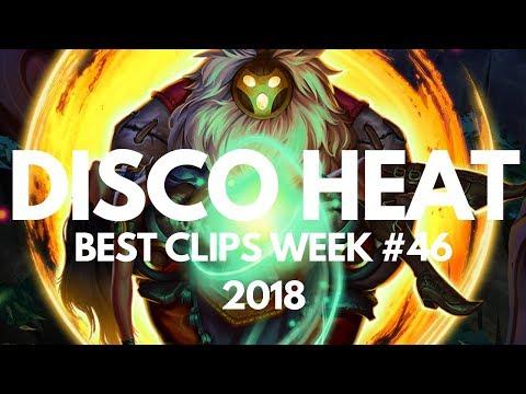 DISCO HEAT - BEST CLIPS WEEK #46