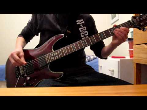 Bullet For My Valentine - Your Betrayal (cover) HD
