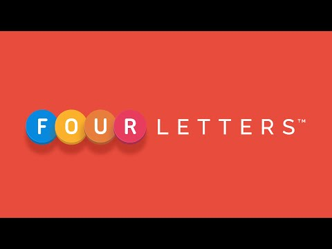 Four Letters APK Cover