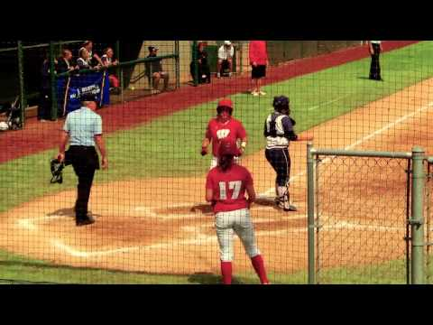 Wisconsin Softball vs BYU and UNC Recap