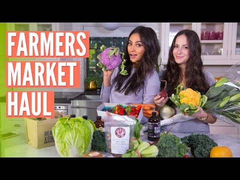 Farmer's Market Haul | Through the Lens