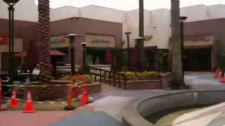 Touring the Cerritos town center