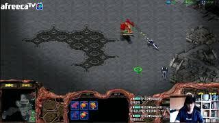 스타1 StarCraft Remastered 1:1 (FPVOD) By.herO 조일장 (Z) vs ForGG 박지수 (T) Circuit Breakers 써킷브레이커