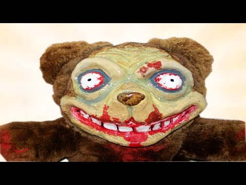 THIS TEDDY BEAR! - SCP Containment Breach Version 1.0
