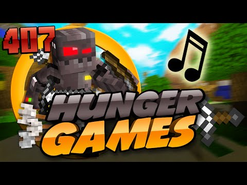 Minecraft Hunger Games: Episode 407 Rockin Out