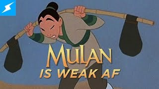 Mulan is WEAK AF | The Desk of DEATH BATTLE!