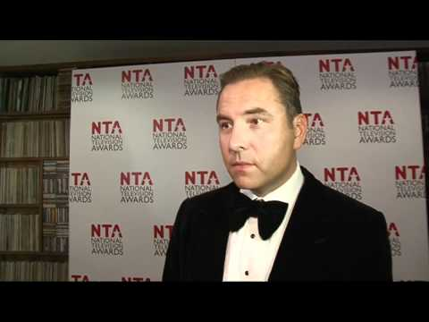 NTAs: David Walliams says Simon Cowell is a great boss at the National Television Awards