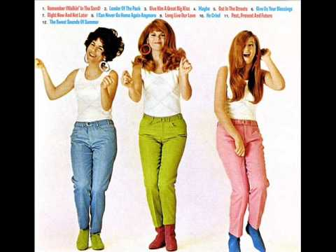 Shangri Las Remember Walkin In The Sand Its Easier To Cry