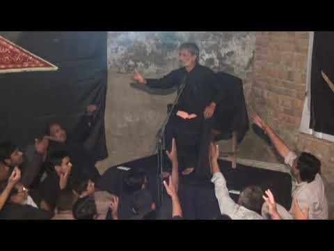 Molana Ghulam Qamar Ansari Gujrat 1th Muharram 2018