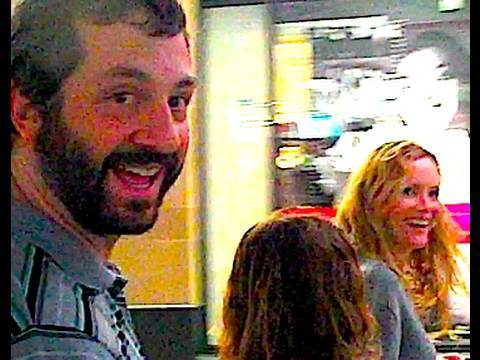 Judd Apatow invites me to dinner! (9/25/09-205)