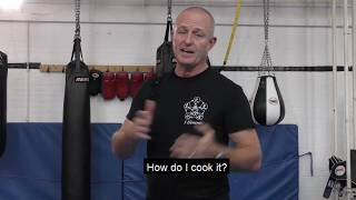 Drop Weight The Right Way with Tony Willis