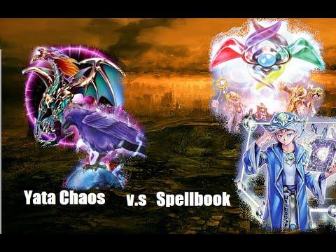 Yugioh | Choque de formatos Ep1: Yata Chaos (2004) V.S Spellbook (2013)