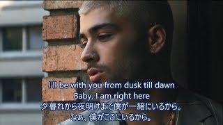 Download Lagu 洋楽 和訳 Zayn ft. Sia - Dusk Till Dawn Gratis STAFABAND