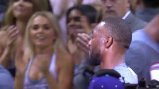 Kemba Walker's EMOTIONAL RETURN TO CHARLOTTE! Highlights vs Hornets 2019 11 07 14 Pts, 6 Ast, 2 Reb