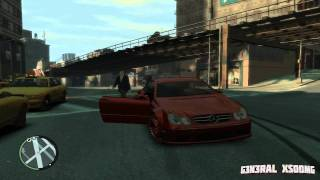 Mercedes-Benz CLK 6.3 AMG Review Test Drive On GTA IV Car Mod Pack Cardommer 3 +Download Link.wmv