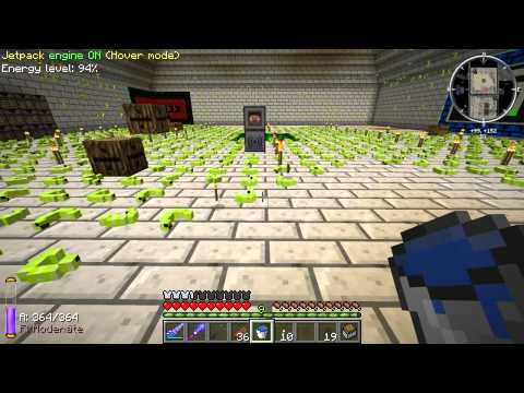 Etho MindCrack FTB - Episode 42: Damsel In Distress