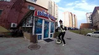 Моноколесо. Электро спорт. Владивосток. Прогулки на МоноЦиклах.  www.electric-sports.ru