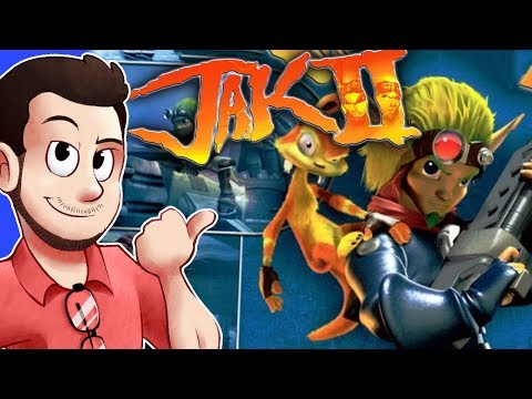 Jak 2 - Dude Reviews