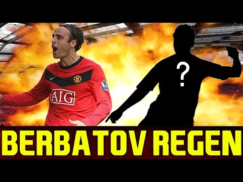 FIFA 16 - DIMITAR BERBATOV REGEN CAREER MODE!