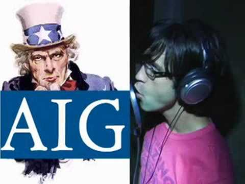 Economy Bailout Song: AIG, Freddie Mac, Lehman Bros