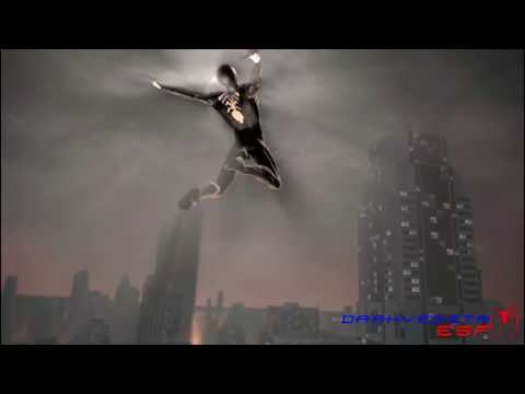 The Amazing Spiderman Animated Symbiote Suit How To