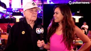 "WSOP 2014: 41 Years at the WSOP with Howard ""Tahoe"" Andrew"