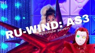 RuPaul's Drag Race RU-WIND: All Stars S3E7