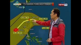 BT: Weather update as of 12:17 PM (November 17, 2019)