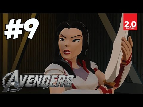 The Avengers - Part 9 (Sif's Ship-Shape, Chill Out, Hot Spot) Disney Infinity 2.0