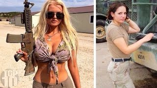 10 HOTTEST Armies You Don