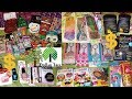 FIRST HUGE DOLLAR TREE HAUL OF DECEMBER 2018 !! NEW ITEMS GALORE!!