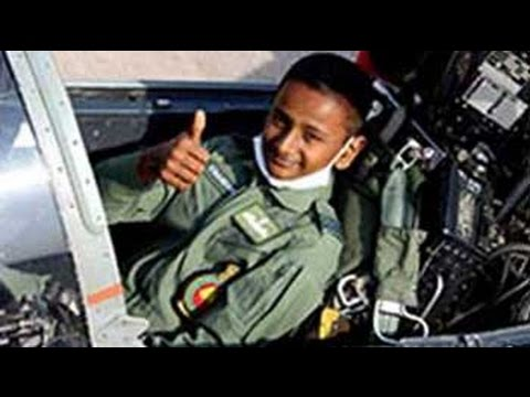 Terminally ill boy lives out his dream: Becoming an IAF pilot