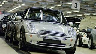 MINI Cooper Production