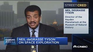 Neil deGrasse Tyson on Elon Musk, Trump's Space Force