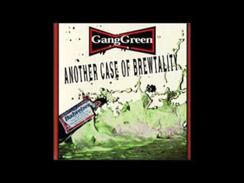 Gang Green - 6000 Crucified Slaves